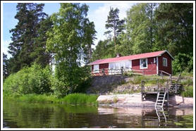 Camp Lake Mjörn